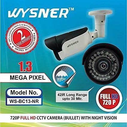 Wysner WS-BC13-NR 1.3MP Bullet CCTV Camera