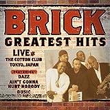 echange, troc Brick - Greatest Hits Live at the Cotten Club Tokyo Japan