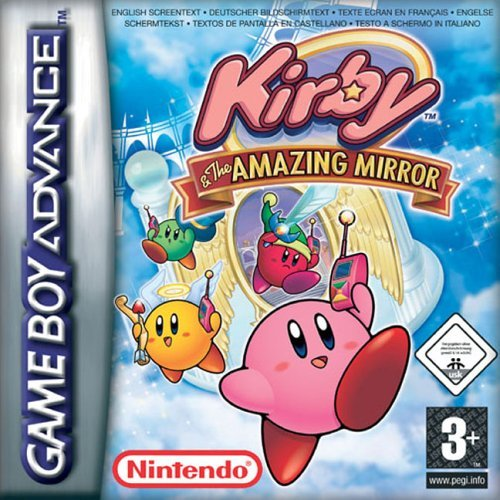 Kirby & The Amazing Mirror (GBA) by Nintendo (Kirby Mirror compare prices)