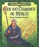 """Afficher """"La forêt de Brocéliande n° 1 Les 100 charmes de Merlin"""""""