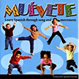 Muevete-Learn Spanish Through Song and Movement ~ many