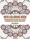 Men Coloring Book: Coloring Book Gift...