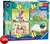 Ravensburger In The Night Garden My First Jigsaw Puzzle
