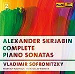 Alexander Scriabin: Complete Piano So...