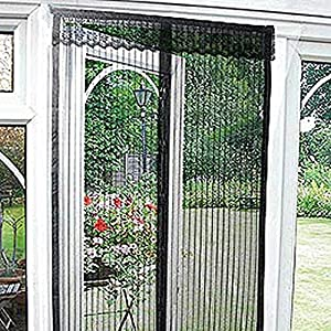 Magnetic Flying Insect Door Screen / Curtain- (HWP110276)