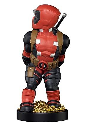 Exquisite Gaming Marvel Cable Guy New Deadpool 20 cm Adattatori