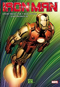 Iron Man by Michelinie, Layton & Romita Jr. Omnibus by David Michelinie, Bob Layton, Bill Mantlo and John Romita