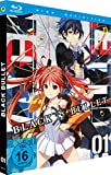 Image de Black Bullet - Blu-ray Vol. 1 - Limited Edition