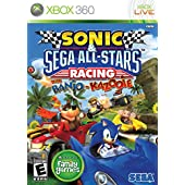 Sonic Sega All Stars Racing (輸入版)