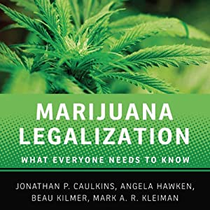 Marijuana Legalization Audiobook