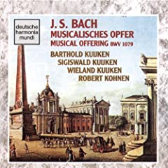 Bach: Musical Offering