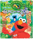Sesame Street Elmo at the Zoo (Open Door Book)