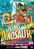 50s Sci-Fi Double Feature: The Jungle/King Dinosaur [Import]