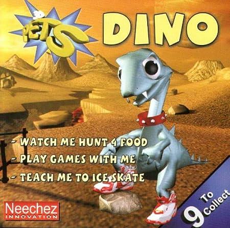 Dino 3-D Pet