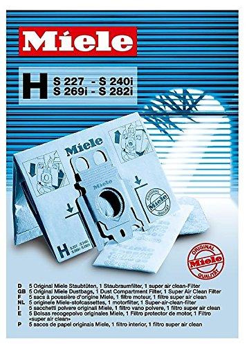 Miele P 227 Sac Aspirateur Série S227 /240 /269 /282