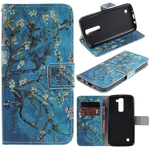 dooki-lg-k8-case-flip-pu-leather-stand-wallet-cover-case-for-lg-k7-with-credit-card-holder-slot-wris