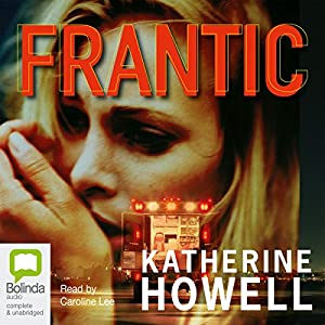 Frantic Audiobook
