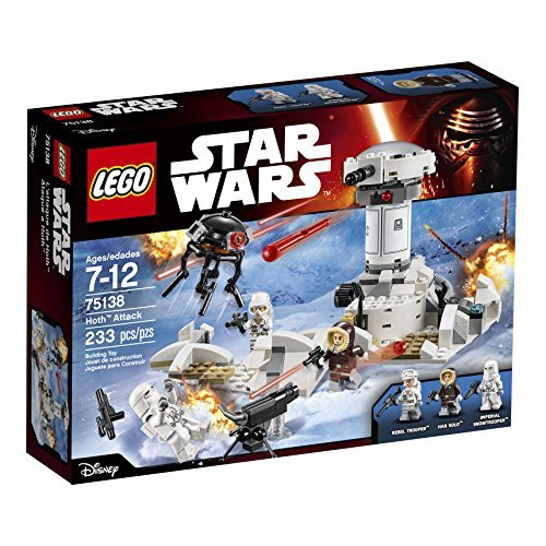 LEGO Star Wars Hoth(TM) Attack 75138 by LEGO (Lego Imperial Probe compare prices)