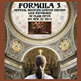 Official Bootleg Limited by FORMULA 3