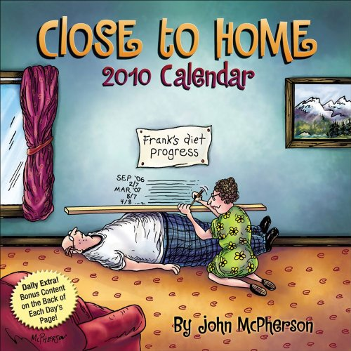 Close to Home: 2010 Day-to-Day Calendar