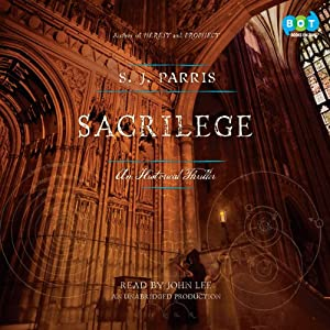 Sacrilege: A Novel | [S.J. Parris]