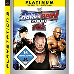 WWE Smackdown vs. Raw 2008 - Platinum