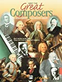 img - for Meet the Great Composers, Bk 1 (Learning Link) book / textbook / text book