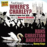 Norman Wisdom Loesser: Where's Charley
