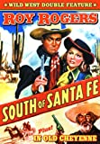 Rogers, Roy Double Feature: South of Santa Fe (1942) / In Old Cheyenne (1941)
