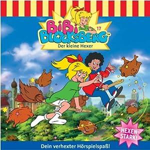 Der kleine Hexer (Bibi Blocksberg 17) Hörspiel