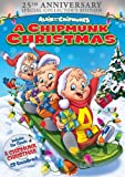 Cover art for  Alvin and the Chipmunks - A Chipmunk Christmas (25th Anniversary Special Collector's Edition)