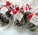 Pine Cone Fire Starters - Personalized Party Favors & Wedding Favors (Set of 25)