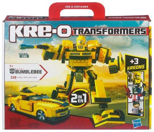 KRE-O 36421148 - Transformers Bumblebee Bauset