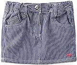 Dirkje - Falda para ni�a, talla 24 meses (92), color azul (small stripe)