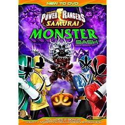Power Rangers Samurai: Monster Bash Halloween Special