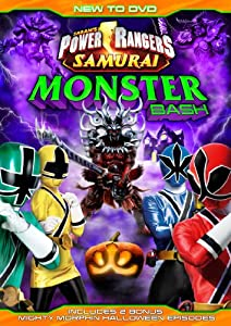 Power Rangers Samurai: Monster Bash Halloween Special