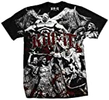 "KILL IT CLOTHING ""SPIRITUAL WARFARE"" MMA SHIRT SIZE LARGE"
