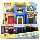 Imaginext DC Super Friends Exclusive Gotham City Gotham City Playset