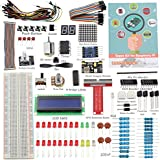 Sunfounder Project Super Starter Kit for Raspberry Pi 3, 2, Model B+ w/ 40-Pin GPIO Extension Board