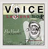 Voice Lessons to Go V.3- Pure Vowels