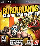 Borderlands Game of the Year: Playstation 3: Video Games
