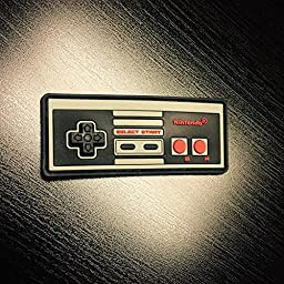 Nintendo Retro 3D Morale Patch