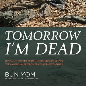 Tomorrow I'm Dead Hörbuch