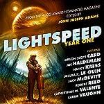 Lightspeed Year One: From the Hugo Award Nominated Magazine | Orson Scott Card,Joe Haldeman,Nancy Kress,Ursula Le Guin,Jack McDevitt,Robert Reed,Catherynne Valente,Carrie Vaughn