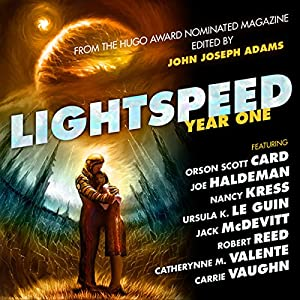 Lightspeed Year One Audiobook