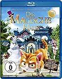 DVD Cover 'Das magische Haus [Blu-ray]