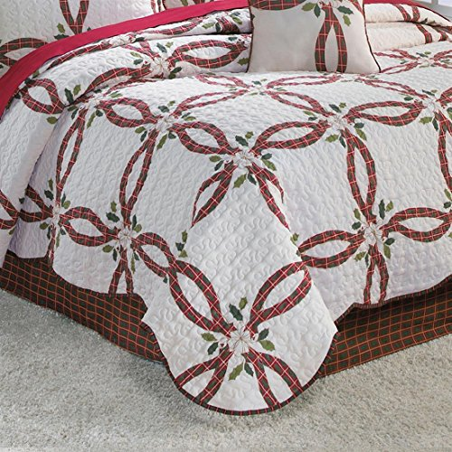 Christmas Bedspreads And Comforters front-1079079