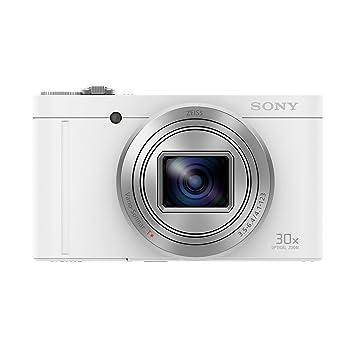 Sony DSC-WX500 blanc