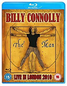 Billy Connolly Live in London 2010 [Blu-ray]