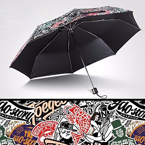 ssby-vinyl-umbrellas-creative-umbrella-folding-umbrella-uv-umbrella-umbrella-flashes-small-black-umb